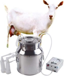 Futt Electric Pulsation Milking Machine