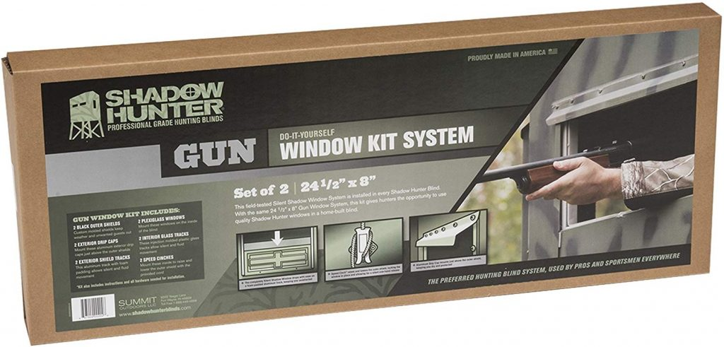 Shadow Hunter Silent Window Kit System