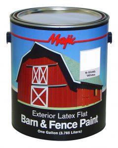 Majic Barn & Fence Paint