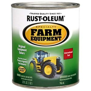 Rust-Oleum Specialty Farm Equipment Brush On Paint
